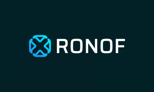 Ronof - AI brand name for sale
