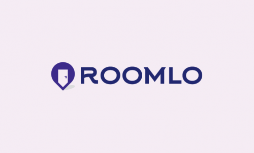 Roomlo - Real estate brand name for sale