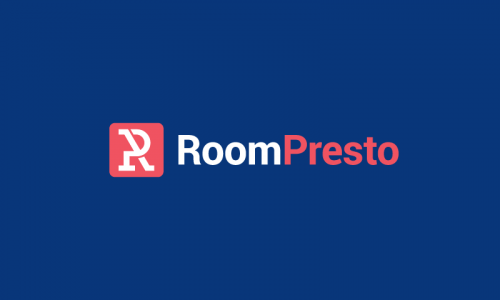 Roompresto - Retail company name for sale