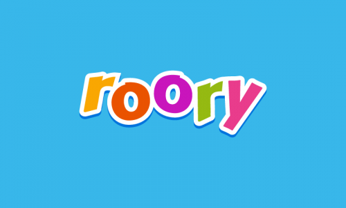 Roory - E-commerce company name for sale