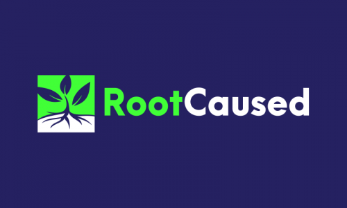 Rootcaused - Technology business name for sale