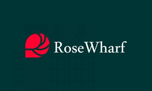 Rosewharf - E-commerce company name for sale