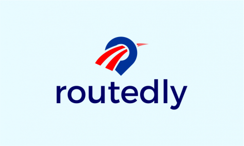 Routedly - Travel startup name for sale