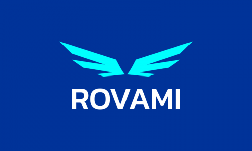 Rovami - Technology domain name for sale