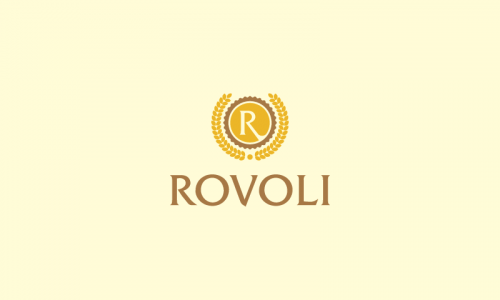 Rovoli - Luxury startup name for sale