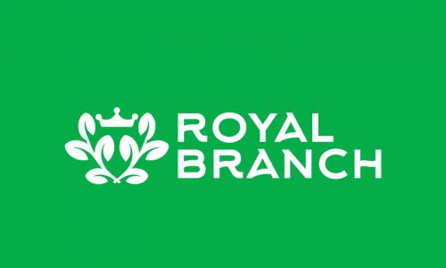 Royalbranch - Retail domain name for sale