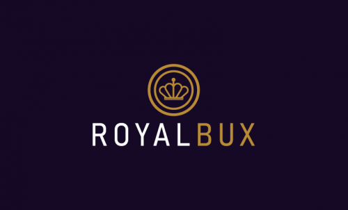 Royalbux - Finance domain name for sale