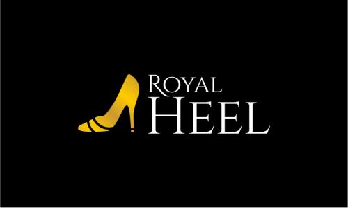 Royalheel - Retail company name for sale