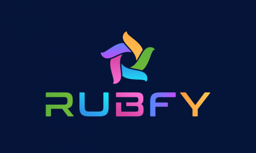Rubfy - Retail startup name for sale
