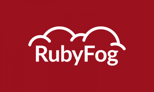 Rubyfog - E-commerce domain name for sale
