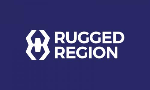 Ruggedregion - Business startup name for sale