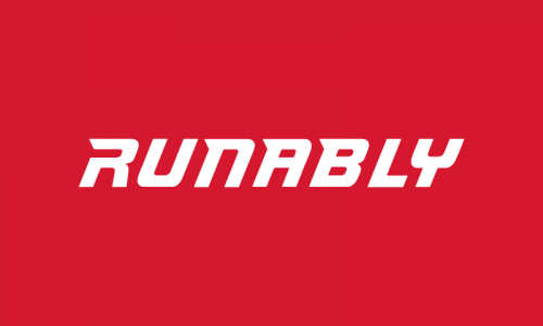 Runably - Fitness startup name for sale