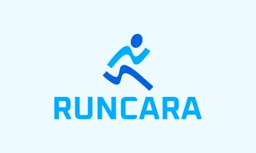 Runcara - E-commerce startup name for sale