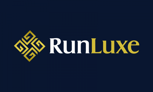 Runluxe - Potential domain name for sale