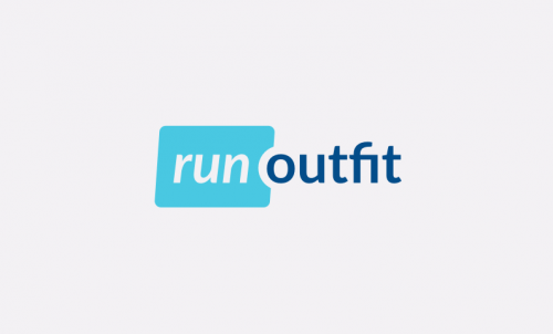 Runoutfit - Fitness product name for sale