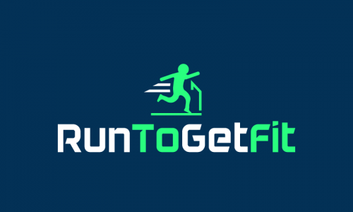 Runtogetfit - Retail domain name for sale