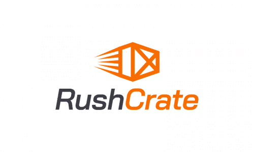 Rushcrate - Delivery startup name for sale