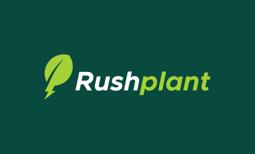 Rushplant - Food and drink brand name for sale