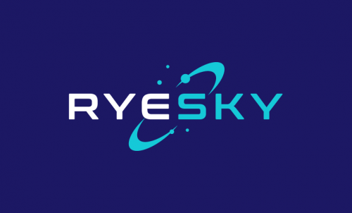 Ryesky - Modern domain name for sale