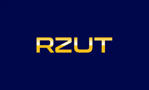 Rzut - Modern company name for sale
