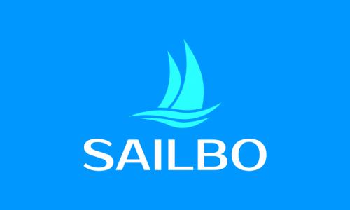 Sailbo - Contemporary company name for sale