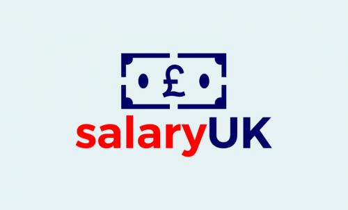 Salaryuk - Retail domain name for sale