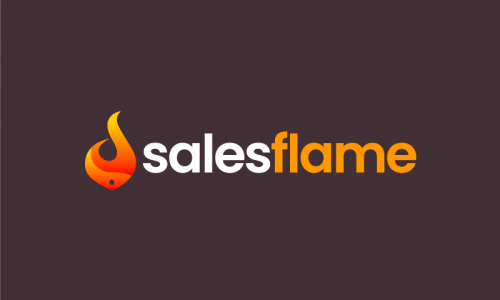 Salesflame - Sales promotion brand name for sale