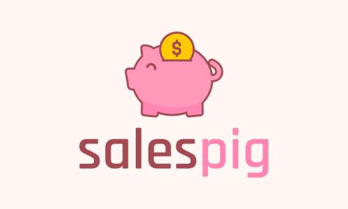 Salespig - Price comparison domain name for sale