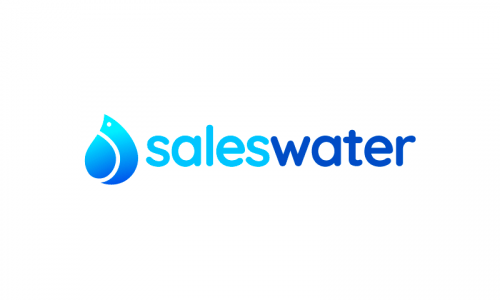 Saleswater - Retail company name for sale