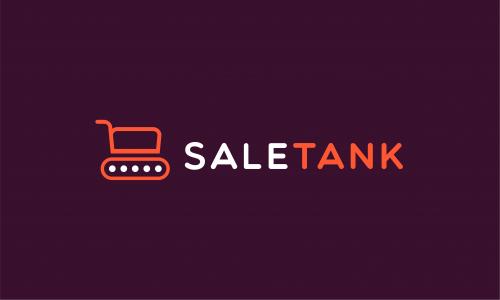Saletank - Sales promotion product name for sale