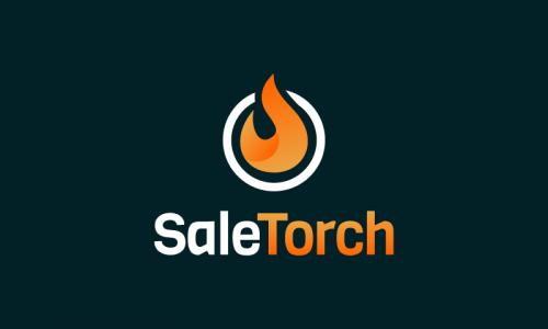 Saletorch - Price comparison domain name for sale