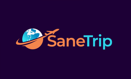 Sanetrip - Travel domain name for sale