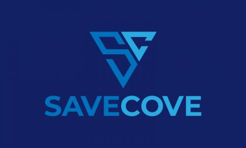 Savecove - Retail company name for sale