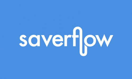 Saverflow - E-commerce startup name for sale