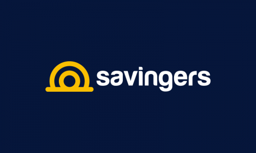 Savingers - Business startup name for sale