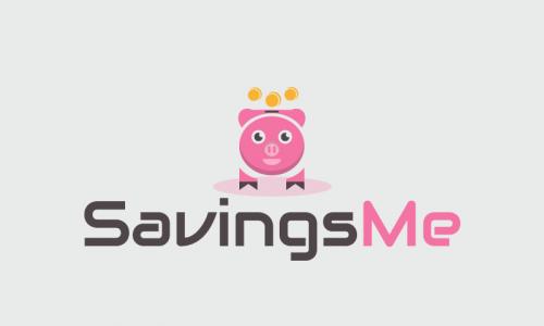 Savingsme - Finance brand name for sale