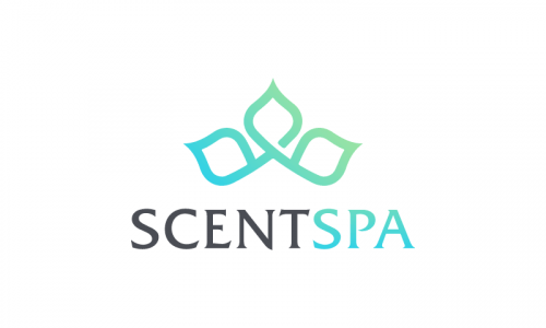 Scentspa - Wellness brand name for sale