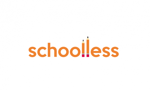 Schoolless - Education company name for sale