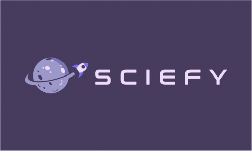 Sciefy - Potential brand name for sale