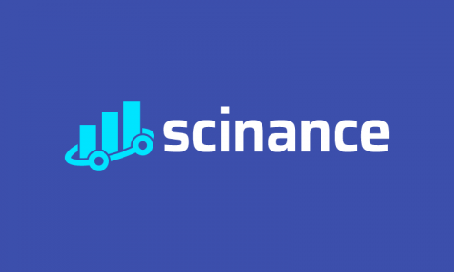 Scinance - Finance business name for sale