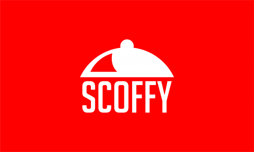 Scoffy - Retail startup name for sale