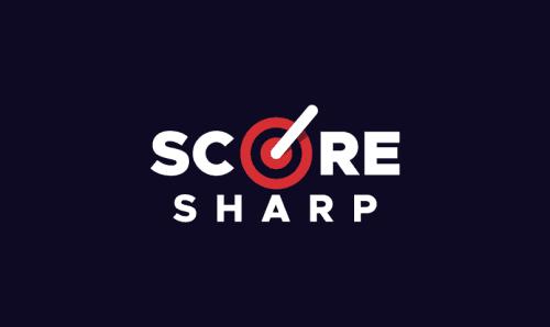 Scoresharp - Sports company name for sale