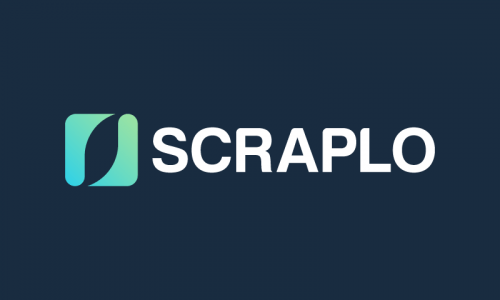 Scraplo - Art brand name for sale