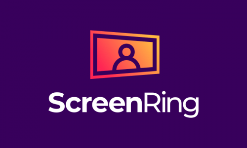 Screenring - Media startup name for sale