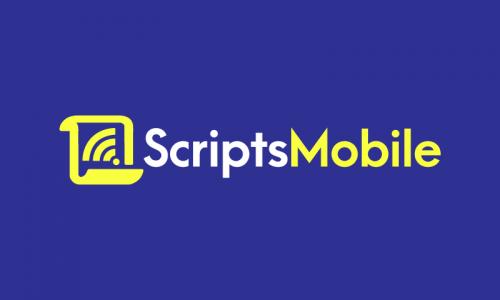 Scriptsmobile - Healthcare startup name for sale
