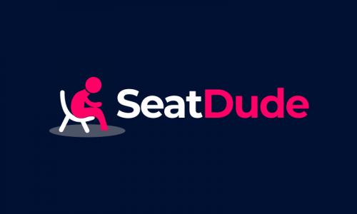 Seatdude - Retail startup name for sale