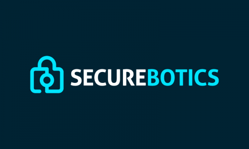 Securebotics - Security domain name for sale