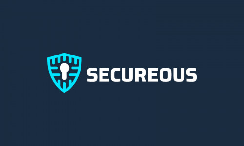 Secureous - Security startup name for sale