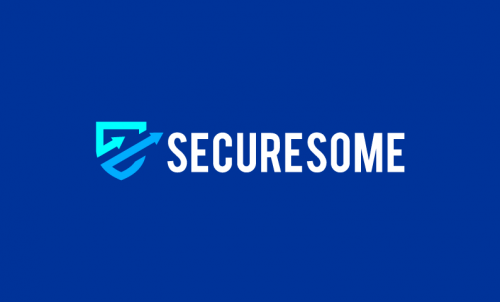 Securesome - Security brand name for sale