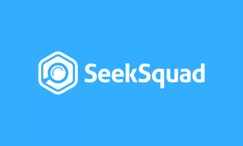 Seeksquad - Business product name for sale